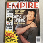 Empire Magazine December 1993 issue 54 Silvester Stallone